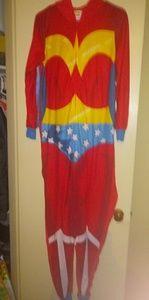 Wonder Woman onsie